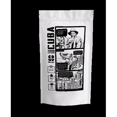 Купить Кофе Куба Serrano Lavado