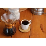 Научимся заваривать кофе в кемексе