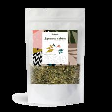 Чай зеленый Японская сакура
