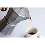 Варим кофе Mercato в гейзерной кофеварке
