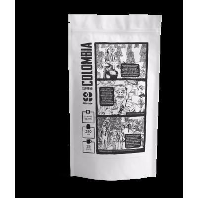 Купить Кофе Колумбия Medelin Supremo