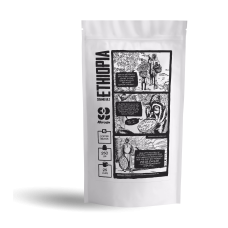 Кофе молотый Эфиопия Sidamo gr.2 Abebe