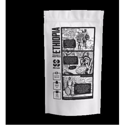 Купить Кофе молотый Эфиопия Yirgacheffe
