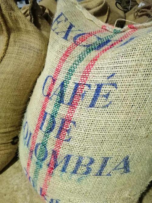 Оптовые поставки кофе в мешках